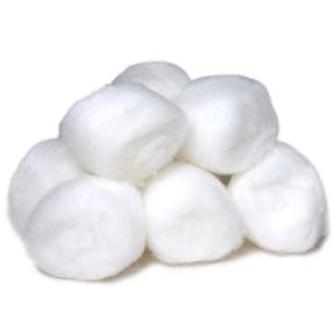 Pacote de algodão